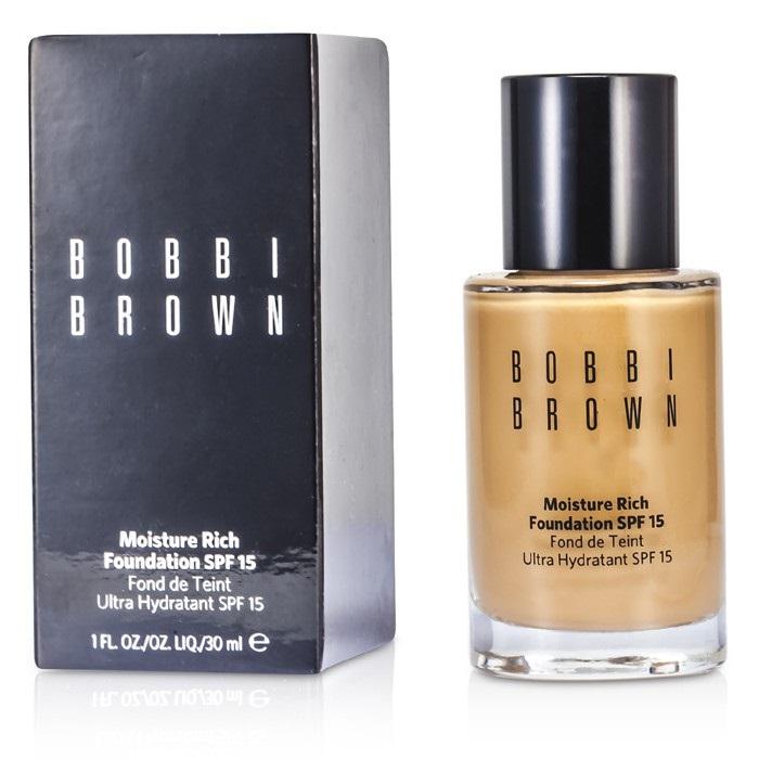 Bobbi Brown Moisture Rich Foundation SPF15 - #2.5 Warm Sand 30ml Womens Make Up | eBay