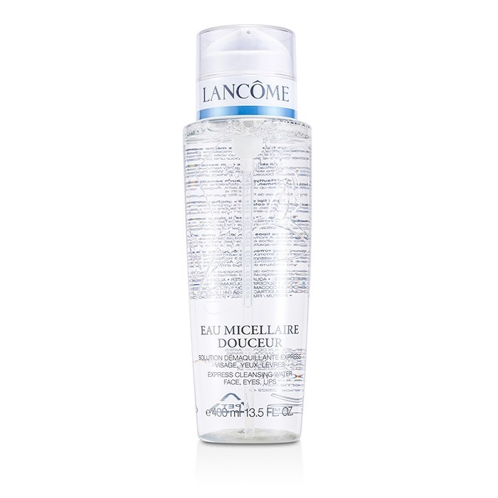 Lancome Eau Micellaire Doucer Cleansing Water 400ml Womens Skin Care