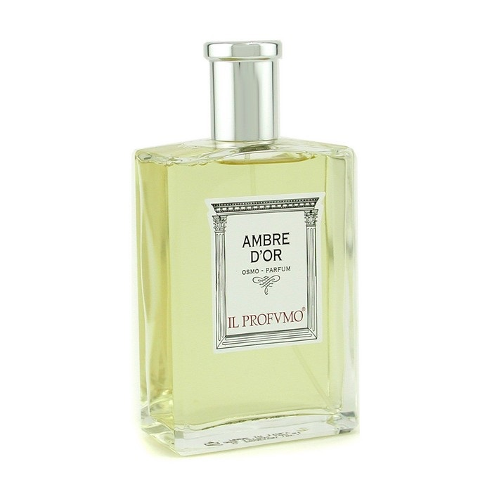 Il Profvmo Ambre D'Or Parfum Spray 100ml Women's Perfume