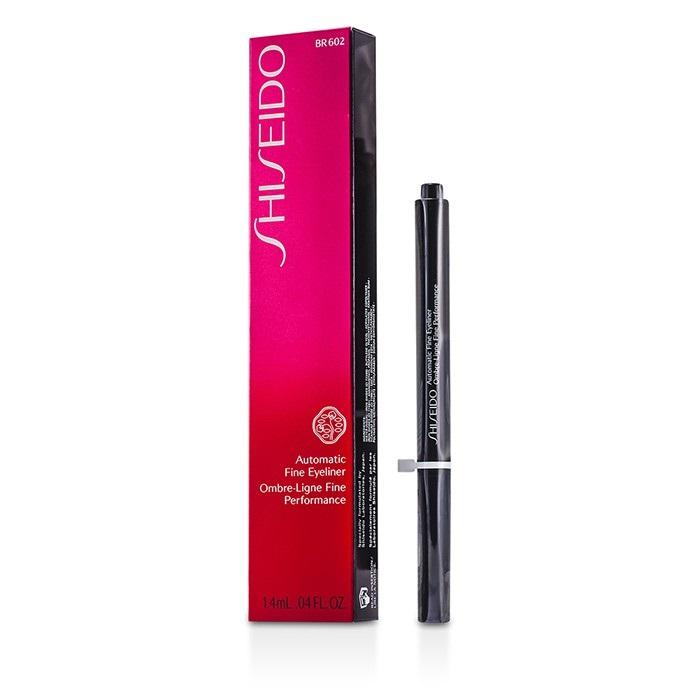 Shiseido Automatic Fine Eyeliner - # BR 602 Brown 1.4ml Womens Make Up
