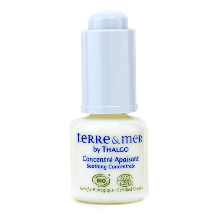 Thalgo Terre & Mer Soothing Concentrate With Organic Juniper Wood 15ml Womens