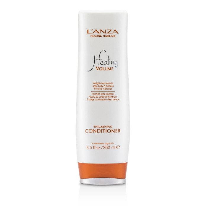 Lanza Healing Volume Thickening Conditioner 250ml Mens Hair Care