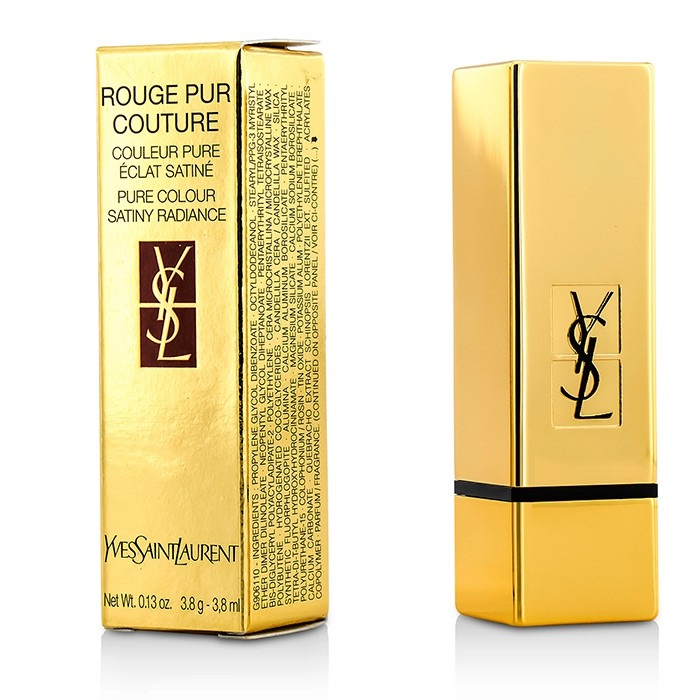 Yves Saint Laurent Rouge Pur Couture - #19 Fuchsia Pink 3.8g Womens Make Up