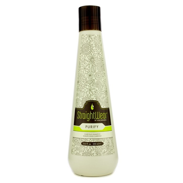 Macadamia Natural Oil Purify Clarifying Shampoo 250ml Mens Hair Care
