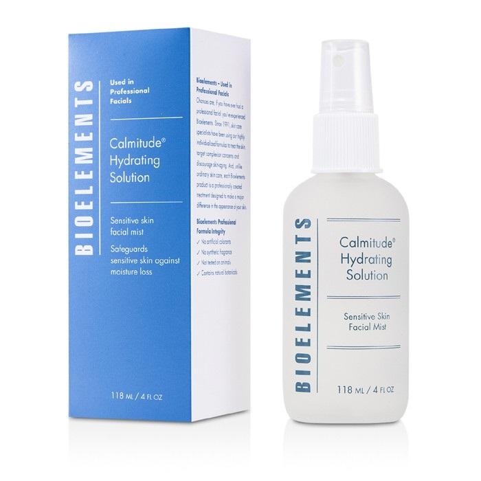 Bioelements Calmitude Hydrating Solution (For Sensitive Skin) 118ml Womens Skin