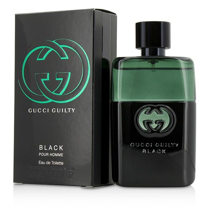 Gucci Guilty Black Pour Homme EDT Spray 50ml Men's Perfume