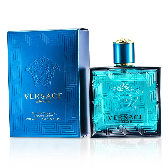 Versace Eros EDT Spray 100ml Men's Perfume