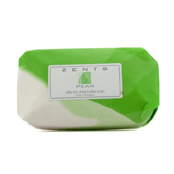 Zents Pear Ultra Rich Shea Butter Soap 163g Women's Perfume
