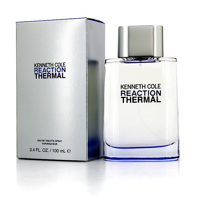 Kenneth Cole Reaction Thermal EDT Spray 100ml Men's Perfume