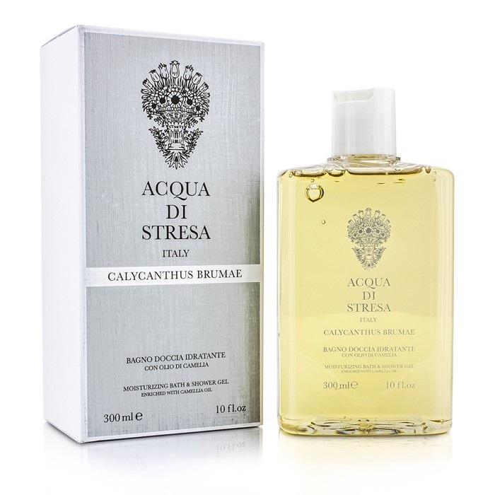 Acqua Di Stresa Calycanthus Brumae Moisturizing Bath & Shower Gel 300ml Women's