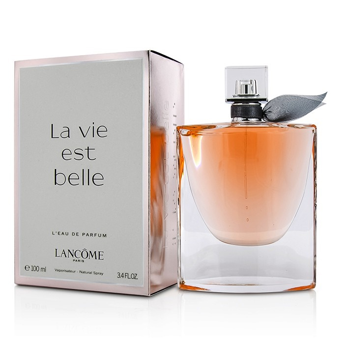 lancome la vie est belle l 39 edp spray 100ml women 39 s perfume. Black Bedroom Furniture Sets. Home Design Ideas