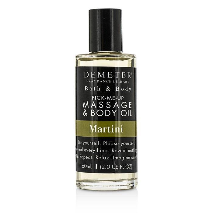 Demeter Martini Massage & Body Oil 60ml Women's Perfume