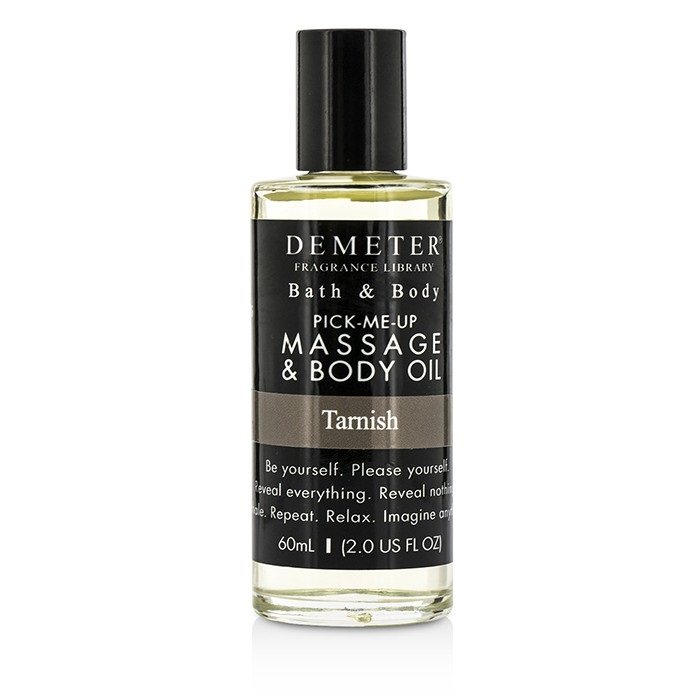 Demeter Tarnish Massage & Body Oil 60ml Men's Perfume