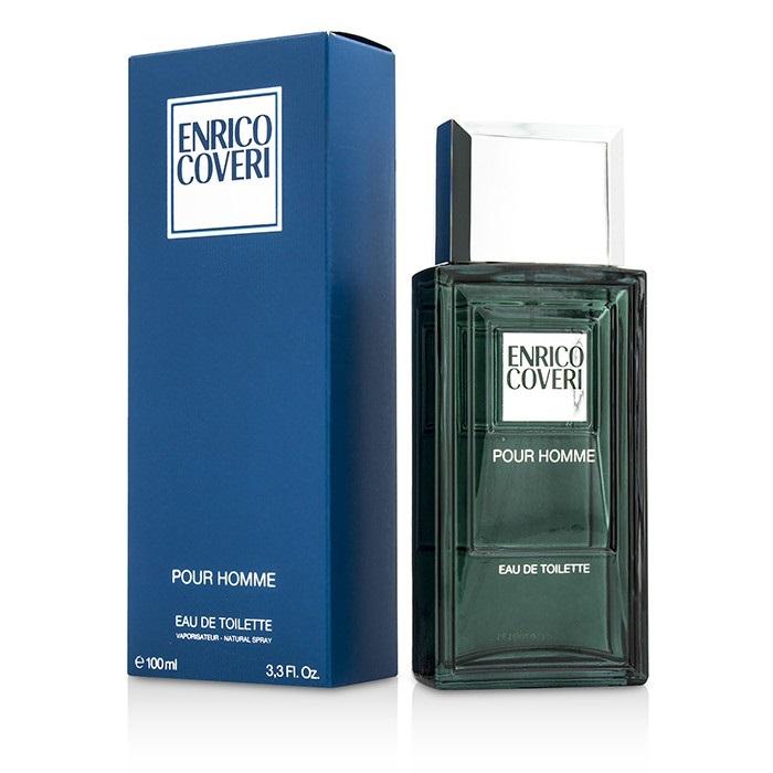 Enrico Coveri Pour Homme EDT Spray 100ml Men's Perfume
