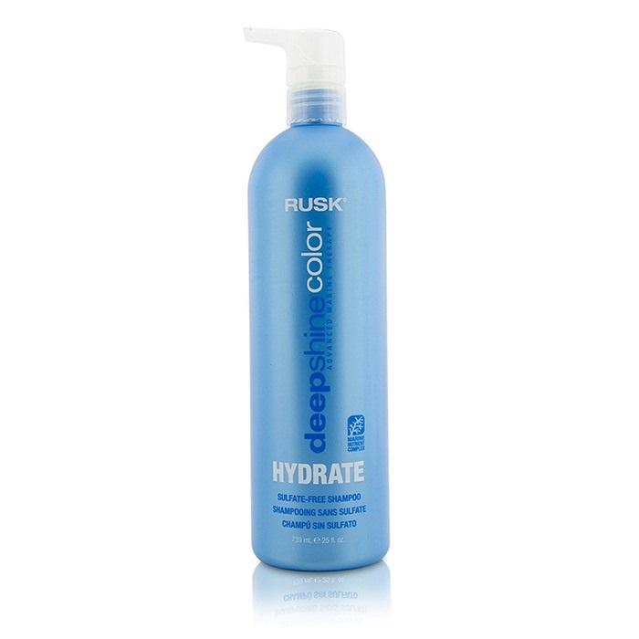 Rusk Deepshine Color Hydrate Sulfate-Free Shampoo 739ml Mens Hair Care