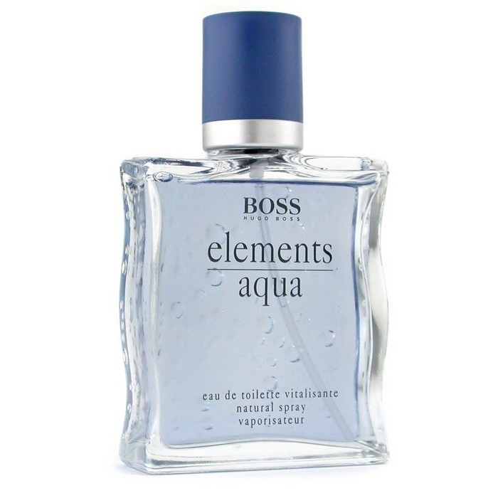 hugo boss elements aqua edt spray fresh. Black Bedroom Furniture Sets. Home Design Ideas