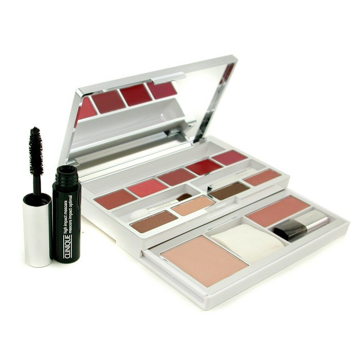 Clinique All In One Colour Palette (1x Face Powder, 1x ...