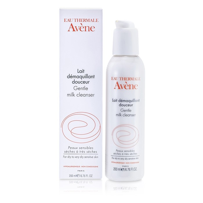 how to use avene extremely gentle cleanser