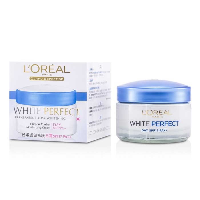 L Oreal Dermo Expertise White Perfect Fairness Control