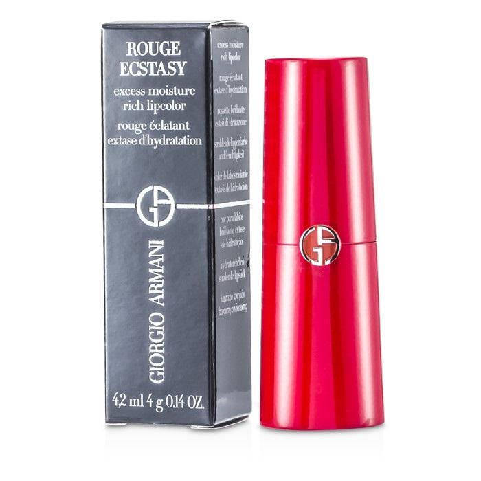 Giorgio Armani Rouge Ecstasy Lipstick 509 Boudoir Fresh