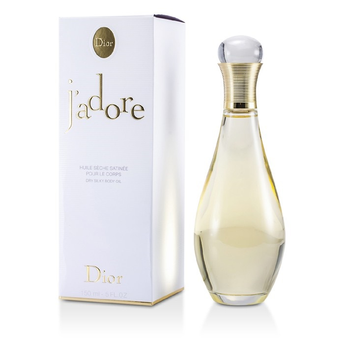 What Does J Adore Perfume Smell Like: Christian Dior New Zealand - J'Adore Dry Silky Body Oil By Christian Dior