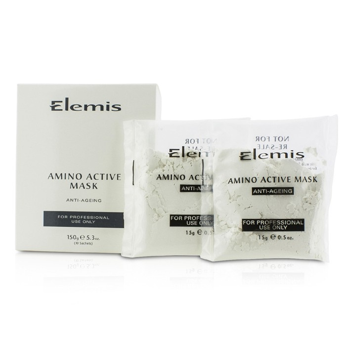 Elemis amino active mask salon product 10x15g womens for Active skin salon